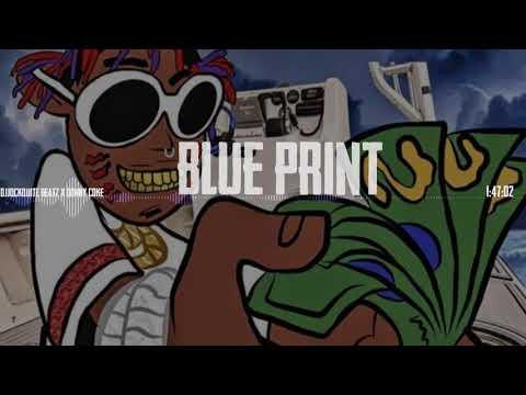 Djjockquite X Donny Coke - Blue Print [ Famous Dex Type Beat]FREE MP3