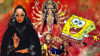 Spongebobi People - Full - Mahishasura Mardini (Droplex Remix)