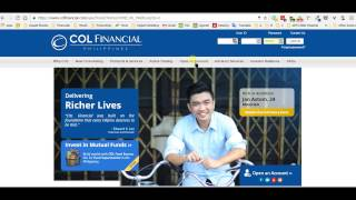 How to Invest in Mutual Funds from Your COL Financial Account