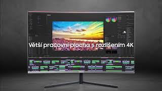 """32"""" UHD monitor: Zážitek ve vysokém rozlišení"""