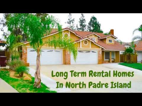 Long Term Rental Homes In North Padre Island