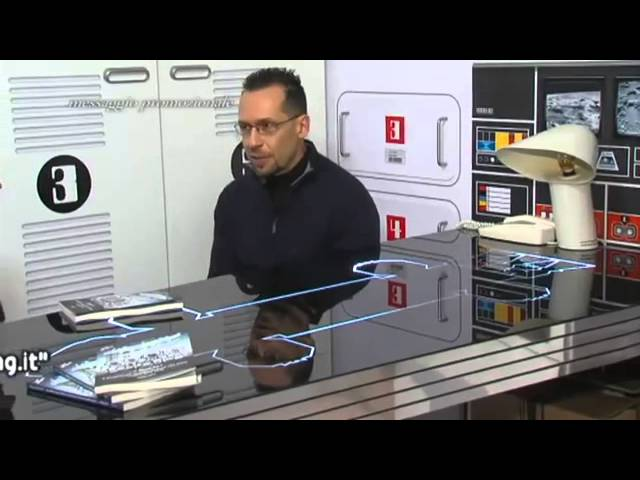 Libro GoodMooning! - Promo TVPrato