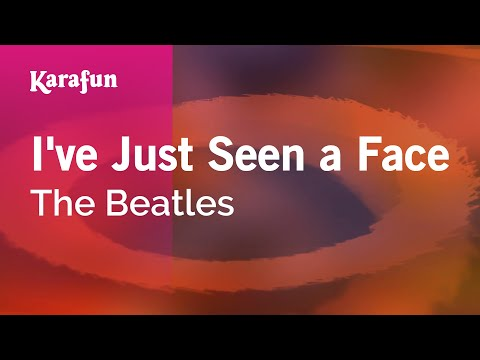 Karaoke I've Just Seen A Face - The Beatles *