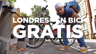Londres en Bicicleta Gratis. Video guía capítulo 4