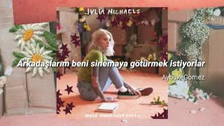 Julia Michaels ft Selena Gomez - Anxiety (Türkçe Çeviri)