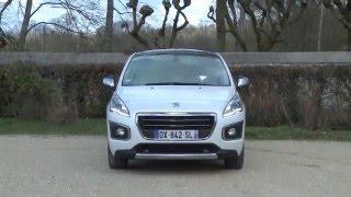 Essai Peugeot 3008 2.0 BlueHDi 150ch