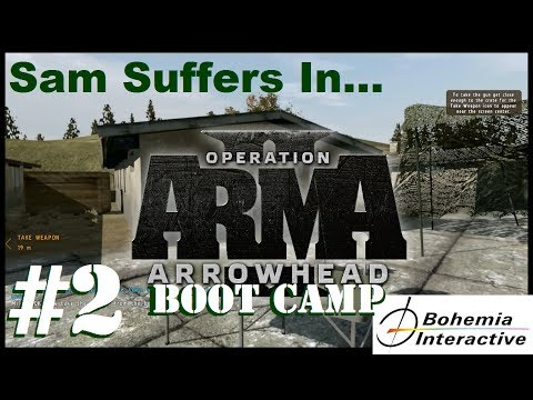 Sam Suffers In: ARMA II, Chutes'n'Tankers