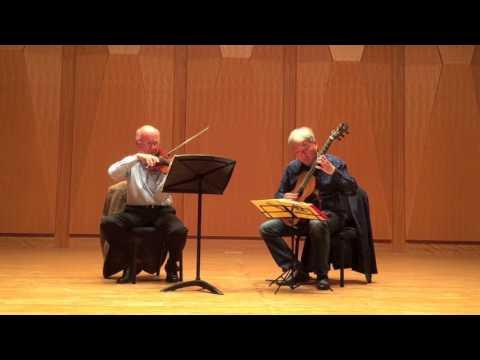 Duo Concertante / Shin-ichi Fukuda meets Rainer Kuchl