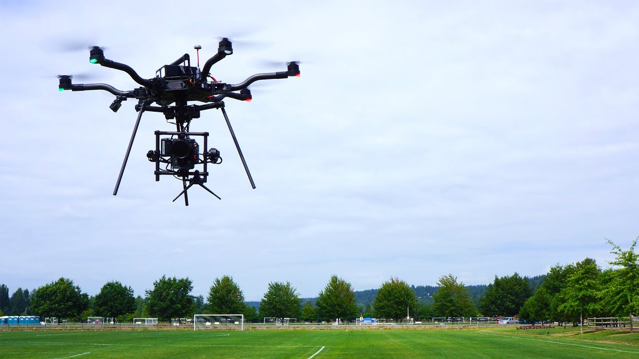 drone mario