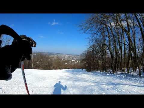 4K UHD ski with Gopro Normafa/Budapest