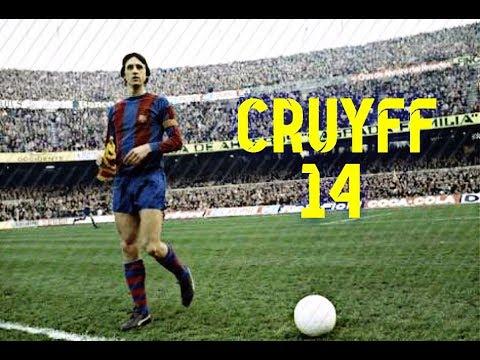 Johan Cruyff • Skills • Goals