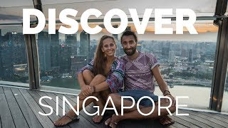 DISCOVER THE BEST VIEWS OF SINGAPORE