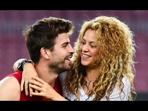 Shakira Gerard Pique Love Story Couple Goals Youtube
