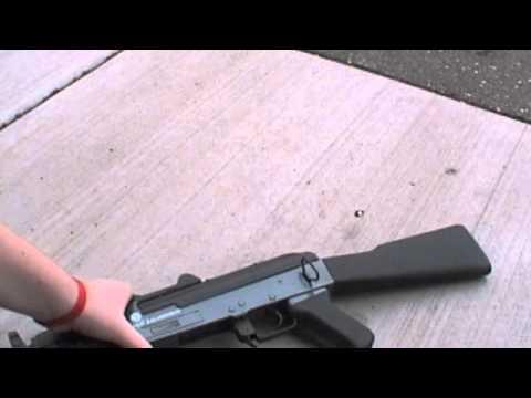 AK-47 Kalashnikov review