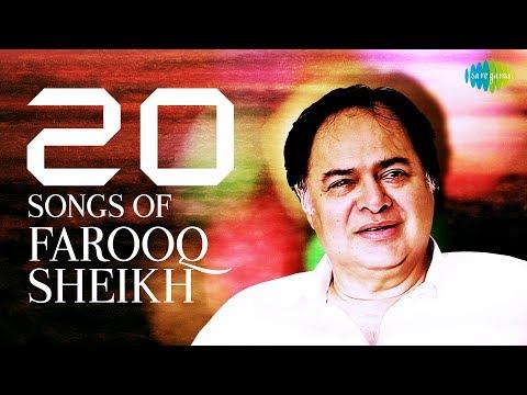 Top 20 Song of Farooq Sheikh | फ़ारूक़ शेख 20 के गाने | HD Songs | One Stop Jukebox