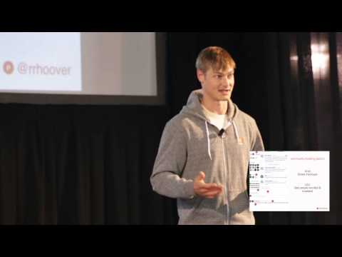 Ryan Hoover - Founder of Product Hunt - CMX Summit 2014 ...