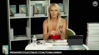 """Tomi Lahren Book Signing & Interview   """"Never Play Dead"""""""
