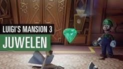 Luigi's Mansion 3 | GUIDE | Fundorte  aller Juwelen