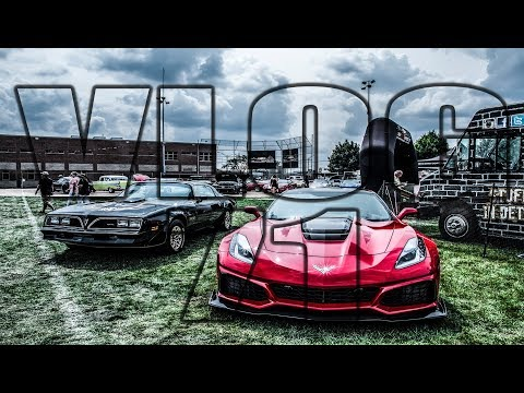 homepage tile video photo for Woodward Dream Cruise 2018 and other Michigan Fun | Vlog 71