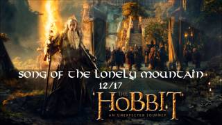 12. Song of the Lonely Mountain (Extended Version) 2.CD - The Hobbit: an Unexpected Journey