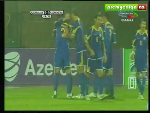 Euro 2012 Qualifier: Azerbaijan 3:2 Kazakhstan