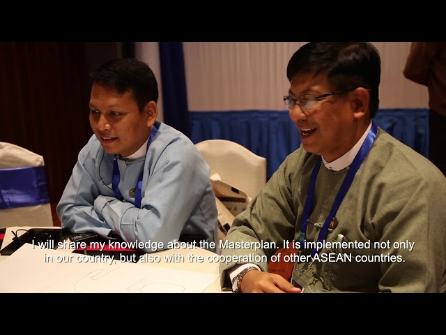 AGENDA Sitriat, CAN Myanmar