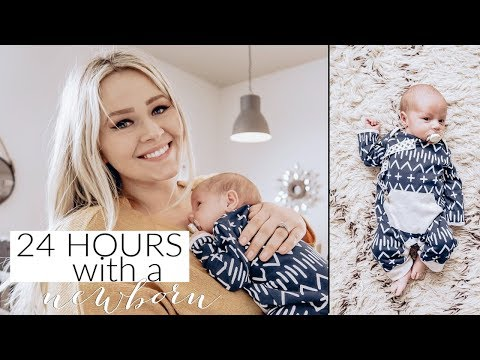 24 HOURS WITH A NEWBORN 2019