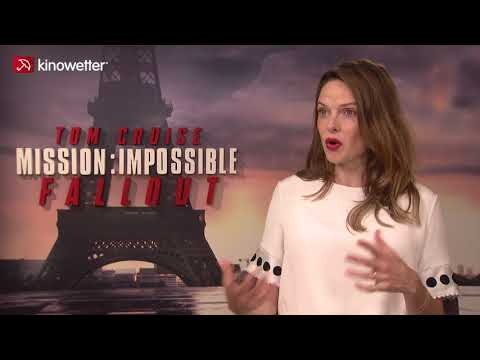 Rebecca Ferguson MISSION: IMPOSSIBLE - FALLOUT