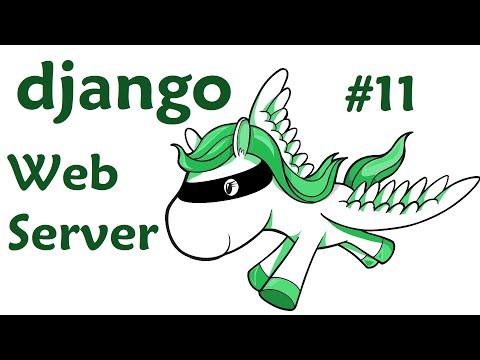 Publishing to a Web Server - Django Web Development with Python 11