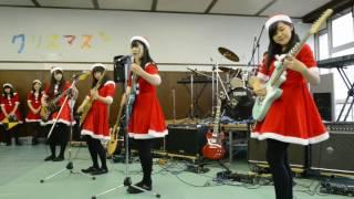 クリスマス・ライブ -2016.12.22- 教員バンドはこれまで通り♪ 今年は若...