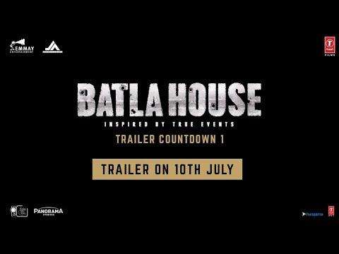 Batla House Trailer Countdown 1:  Starring John Abraham and Mrunal Thakur Directed by Nikkhil Advani
