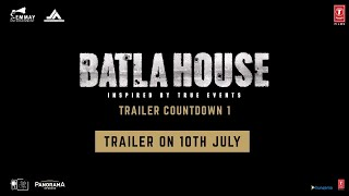 Batla House Trailer Countdown 1: John Abraham, Nikkhil Advani, Mrunal Thakur |Trailer out on 10 July