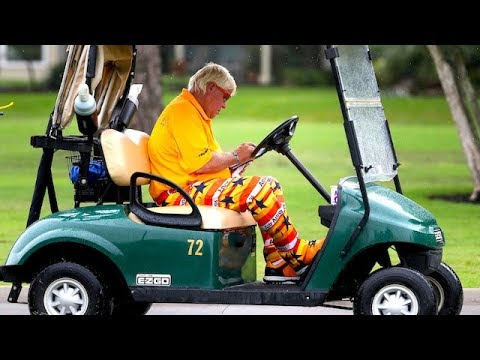 The Morning Rush with Travis Justice and Heather Burnside - Travis And Heather Don't Care If John Daly Uses A Golf Cart. Thoughts?