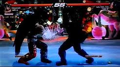 Tekken Revolution XAGuacha23 vs Sofa_Table_Chair (Rage Quit)