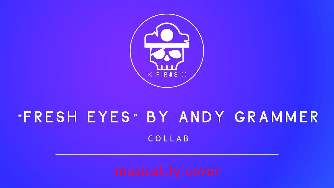 Andy Grammer Fresh Eyes Music t