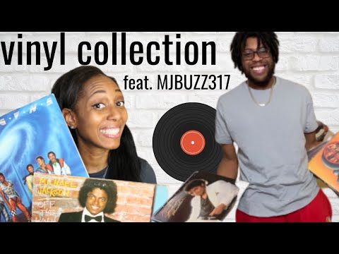 SO.. MANY.. RECORDS! My Michael Jackson Vinyl Collection Feat. MJBUZZ317