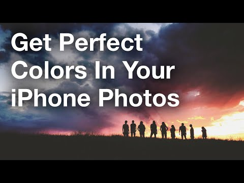 How To Edit Your iPhone Photos To Get Perfect Colors
