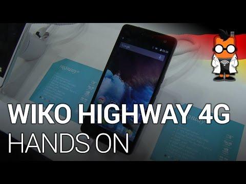 Wiko Highway 4G mit Tegra 4i im Hands on [Deutsch]