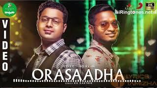 Orasaadha Ringtone - 7UP Madras Gig For Android & iOS | Bollywood Ringtone
