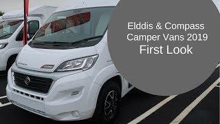 Elddis & Compass Camper Vans 2019   First Look
