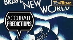 Top 10 Books That Predicted the Future With Eerie Accuracy