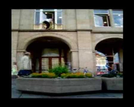 BLOCKRUNNERS DRESDEN BUILDERING