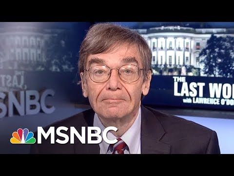 Charlie Cook After Dem Win In Donald Trump Country: There Is A Wave  The Last Word  MSNBC
