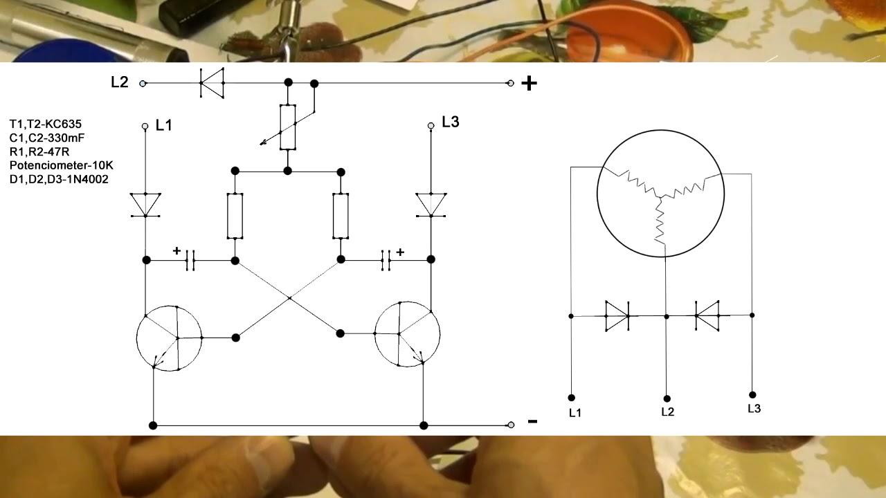 hight resolution of circuit diagram hdd brushless motor 2 npn transistor