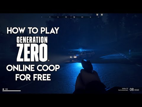 How to play Generation Zero Online Coop For Free