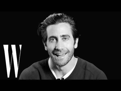 Jake Gyllenhaal on His First Kiss, His Love for Dogs, and Halloween | Screen Tests | W Magazine