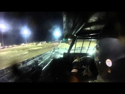 Limited Late Model Feature - East Bay Raceway Park 6/20/2015