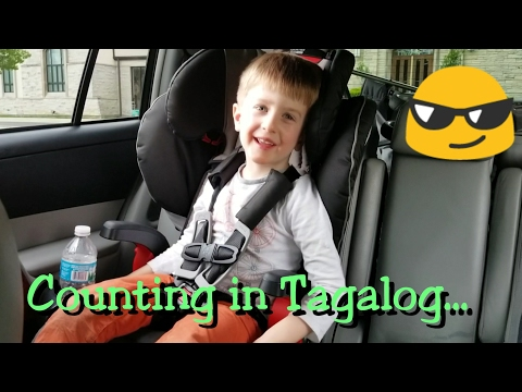Learning to count in Tagalog Language