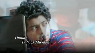 Nenjukul- unplugged - Sung by Patrick Michael