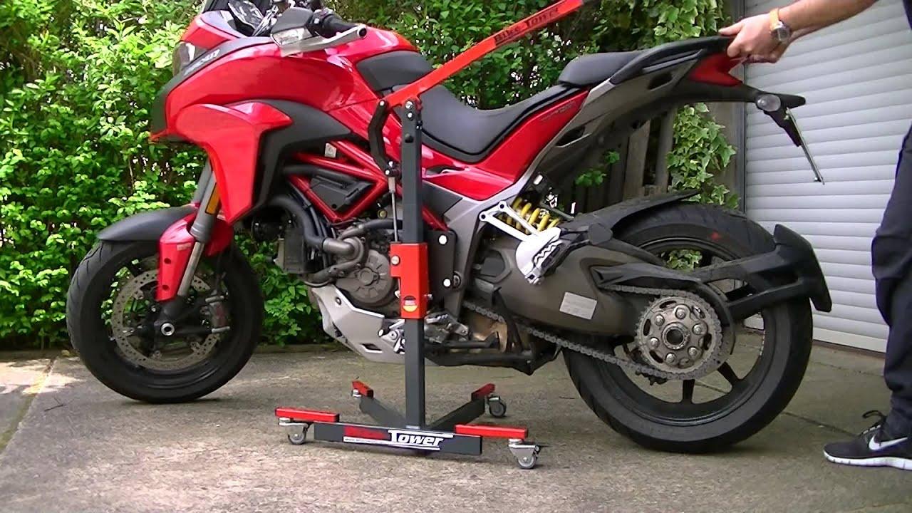 Bike Tower d... Ducati Youtube Multistrada 2015